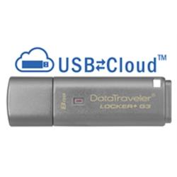 KINGSTON 8GB DataTraveler Locker+ G3 - 8200304
