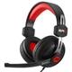 HEADSET GAMER STEREO C/MIC. SHARKOON RUSH ER2 - VERMELHO - 7200148
