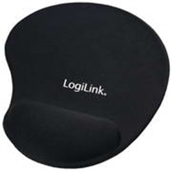LogiLink TAPETE 220X300X25MM COM SUPORTE PULSO EM SILICONE - 1140576