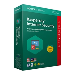 KASPERSKY INTERNET SECURITY MD 1 USER RETAIL - 3000083