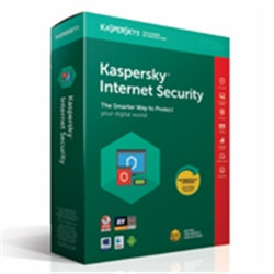 KASPERSKY INTERNET SECURITY MD 3 USER RETAIL RENOVAÇÃO - 3000085