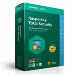 KASPERSKY TOTAL SECURITY 2018 2 USER RET ED ESPECIAL ANIVERS - 3000087
