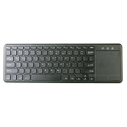 MKPLUS Teclado Slim Wireless com TouchPAD - MC910 - 1130011