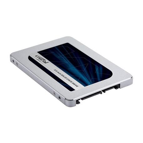 """Crucial SSD 500GB MX500 SATA3 2.5"""" - CT500MX500SSD1 - 1100004"""