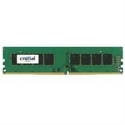 CRUCIAL 16GB DDR4 2400 1X288 UDIMM CL17 1.2V DR - 1030976