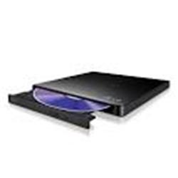 LG DVDRW Slim 8X Externo USB 2.0 Preto - 1210245