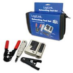 LogiLink Estojo de  Ferramentas para redes - 1340009