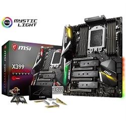 MSI X399 GAMING PRO CARBON AC - MB Socket TR4 , AMD X399 - 1040044