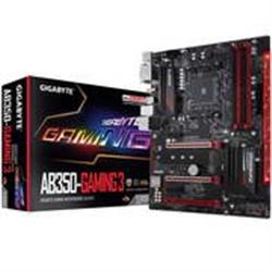 GIGABYTE MB AB350-GAMING AMD AM4 B350 - MBKAB350GAM - 1040027