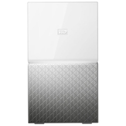 Western Digital My Cloud Home Duo 6TB EU - 8400197