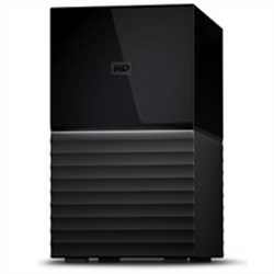 Western Digital MY BOOK DUO 4TB EMEA - 8400198