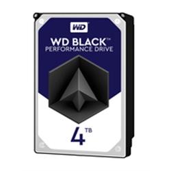 "Western Digital HDD 4TB Black 3.5"" 128mb cache SATA 6 Gb/s - 1101192"