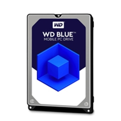 Western Digital Blue HDD 2TB 128mb cache 5400rpm 9.5 mm - 1101187