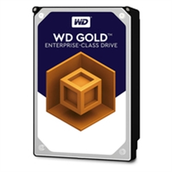 Western Digital HDD 8TB Datacentre Gold 256mb cache SATA - 1101190