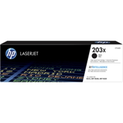 HP 203X Toner Black - CF540X - 1360144