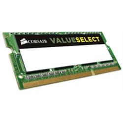 CORSAIR DDR3L 1333MHz 4GB SODIMM 1.35V - 2030028