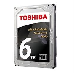 """Toshiba Disco Interno 3.5"""" 6TB NAS N300 Bulk - 1101182"""