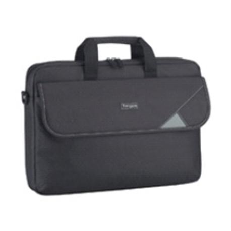 "Targus Intelecto 15.6 ""Laptop Case Topload - Preto/Cinza - 1390030"