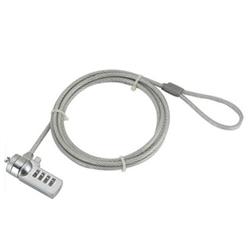 Lifetech Cable Notebook Lock Secret - 1390294