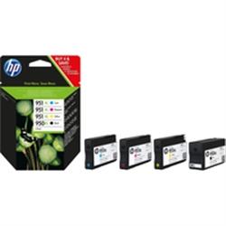 HP 950XL Black/951XL Cyan/Magenta/Yellow 4-pack - C2P43AE - 1701083