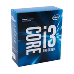 intel® Core I3-7350K, 4.2 GHZ 4MB LGA 1151 - 1010613