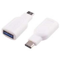 Adaptador USB 3.1 C/ USB 3.0 A F BRANCO - 1350199