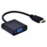 Adaptador HDMI M > VGA F - 1350504