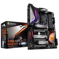 MB GIGABYTE Z390 AORUS MASTER 4DDR4 HDMI M.2 PCIE - 1040154
