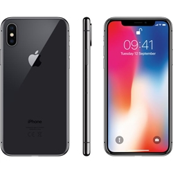 APPLE iPhone X 64GB Space Grey MQAC2QL/A - 2100103