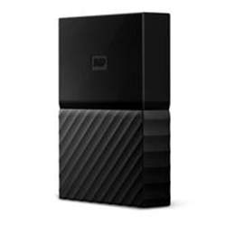 Western Digital MY Passport For MAC 4TB BLACK - 8400232