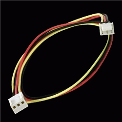 Sharkoon 3-PIN Cable Extension - 1650005