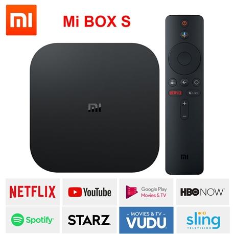 XIAOMI MI Box S TV 4K HDR - 2010021