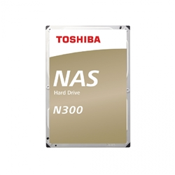 "Disco Interno Toshiba 3.5"" 14TB NAS N300 7200RPM - 1101309"