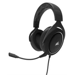 Corsair HS60 Surround Gaming Headset, White - 7200220