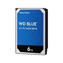 """Western Digital  HDD 6TB Blue 3.5""""256mb WD60EZAZ - 1101551"""