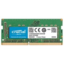CRUCIAL 8GB DDR4 2400 MEMORIA SO-DIMM CT8G4S24AM - 1031307