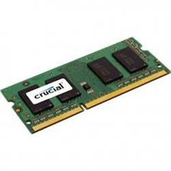 CRUCIAL 8GB DDR3 1600 MEMORIA SO-DIMM CT102464BF160B - 1031302