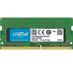 CRUCIAL 16GB DDR4 2400 MEMORIA SO-DIMM  CT16G4SFD824A - 1031306