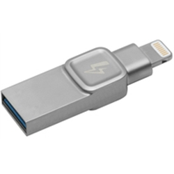 Data Traveler BOLT DUO 32GB for IPHONE, IPAD PHOTO/VIDEO ST0 - 8200322