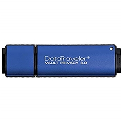 DTVP30 16GB USB 3.0 256bit AES Encrypted FIPS 197 - 8200330