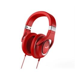 Headset HS-610 vermelho - 7200276