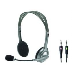 Logitech Headset Stereo H110 (981-000271)
