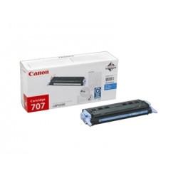 CANON Toner 707C Cyan LBP-5000
