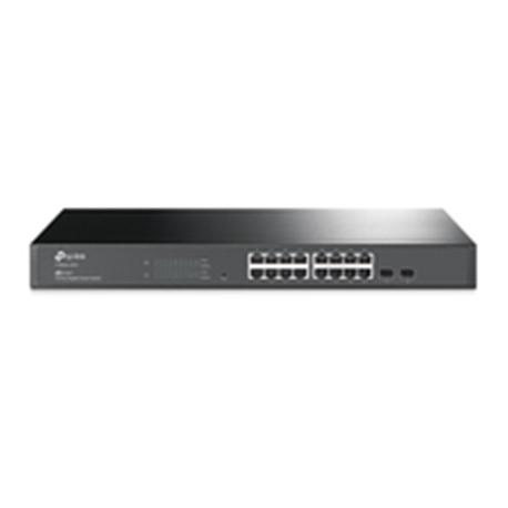 TP-LINK JetStream 16-port Pure-Gigabit - T1600G-18TS - 1330005