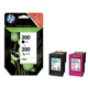 HP 300 Combo-pack Black/Tri-color Ink Cartridges - 1702671