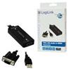 Adaptador VGA M > HDMI F - 1351399
