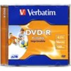 VERBATIM DVD-R 4.7GB 16x - 1750032