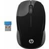 HP Wireless Mouse X4500 - black Metal - H2W26AA#ABB - 1140027