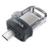 SanDisk Ultra Dual Drive m3.0 64GB Grey & Silver - 8200012