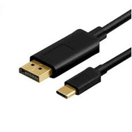 Cabo conversor USB C > DP 4K60 1.0m - 1351470
